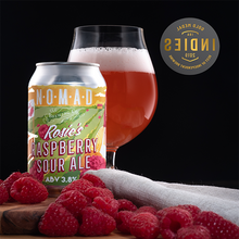 Load image into Gallery viewer, Rosie's Raspberry Sour Ale  - Fruit Sour - 330ml Can - 3.5%