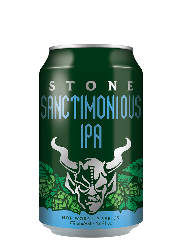 Stone - Sanctimonious - Limited Release IPA - 355ml