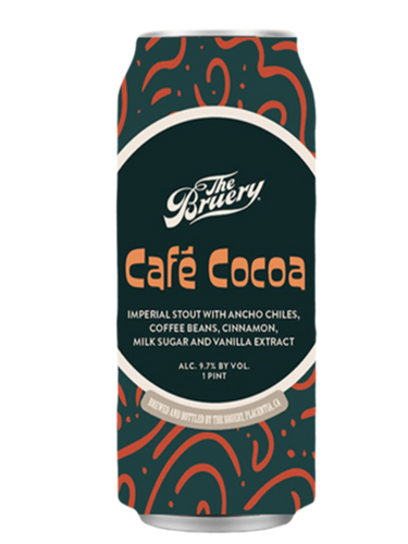 Bruery - Cafe Cocoa - Mexican Coffee Cake Imp BA Stout - 473ml