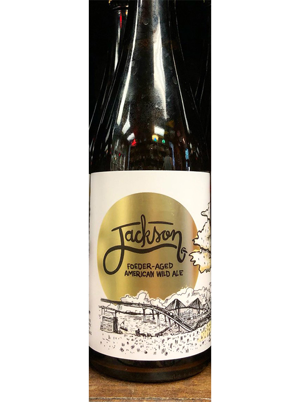 Revelry - Jackson - Foeder Aged American Wild Ale - 500ml.