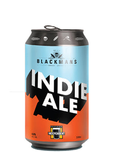 Blackmans  - Indie Ale - 330ml