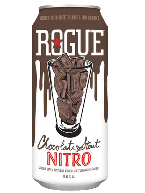 Rogue - Chocolate Nitro Stout - 404ml.