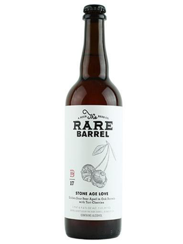 Rare Barrel - 19' Stone Age Love  -BA cherry sour - 750ml