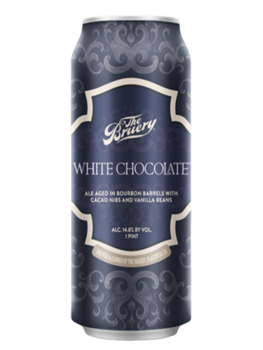 Bruery - White Chocolate - Bourbon Barrel, Choc Vanilla Barley Wine - 473ml