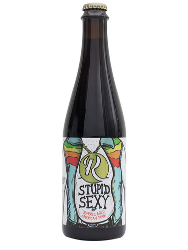 Revelry - Stupid Sexy - Aged Blend - Farmhouse + Flanders Red - 500ml..