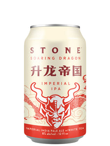 Stone - Soaring Dragon - White Tea Imperial IPA - 355ml