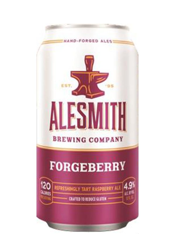 AleSmith - Forgeberry - Raspberry Sour - 355ml