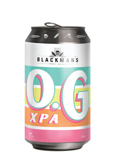 Blackmans  - OG XPA - 330ml XPA.