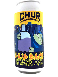 Chur - Laid Back Hazy - Hazy IPA -440ml