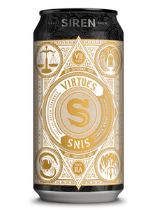 Siren - Virtues - 7 Sins 7 Fruits IPA  -  440mL