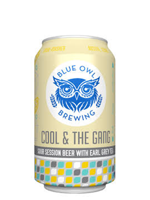 Blue Owl - Cool & The Gang - Earl Grey Sour Session - 4355ml