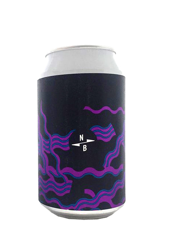 North - X Buxton - Collab - Smoked Imperial Stout -  330mL.