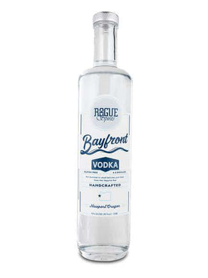 VODKA -  Rogue Ales & Spirits - BAYFRONT Small batch Vodka - 750ml
