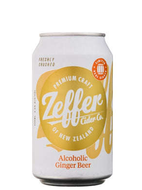 Zeffer - Ginger Beer - NZ - 330ml - Gluten Free