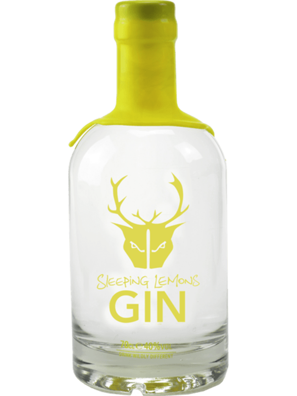 GIN - Wild Beer Sleeping Lemons - Preserved Lemon Gin  - 700ltr