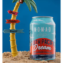 Load image into Gallery viewer, Nomad South Pacific Dream  - Pacific Ale - 330ml Can - 4.1% - BUNDLE.