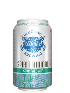 "Blue Owl - Spirit Animal - Sour Pale - 355ml ""STAFF PICK""."