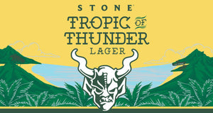 Stone - Tropic Of Thunder - Tropical Lager - 30ltr
