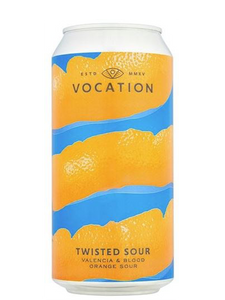 Vocation - Twisted Sour - Blood Orange Sour -  440mL
