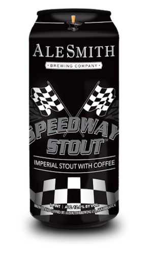 AleSmith - Thai Speedway Stout - Worlds Best Stout - 473ml Can