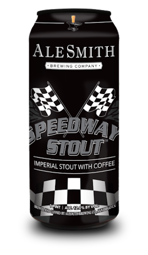 AleSmith - Speedway Stout - Worlds Best Stout - 473ml Can
