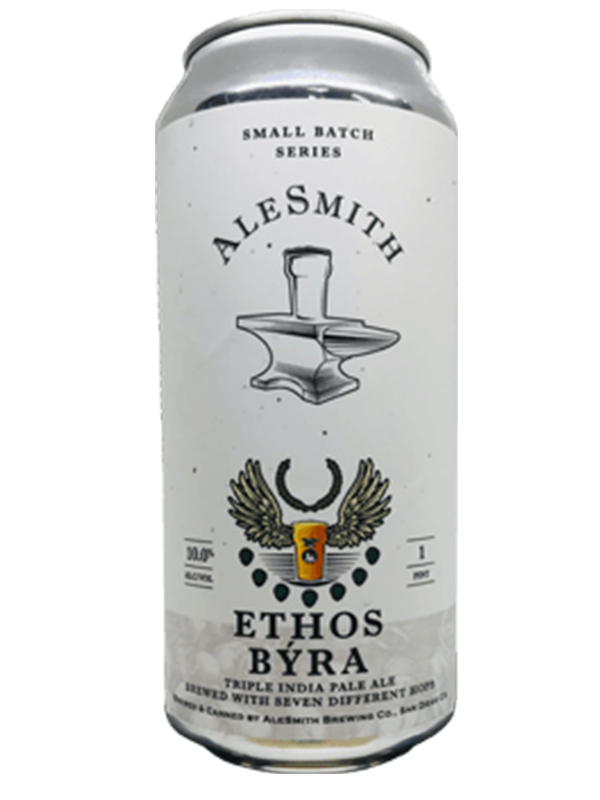 AleSmith - Ethos Byra - Tasting Room Release - Triple IPA - 473ml