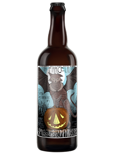 Jolly Pumpkin - La Parcela - Sour Pumpkin Ale - 750ml - CASE