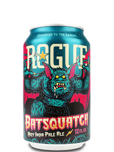 Rogue - Batsquatch - West Coast Hazy - 355ml..