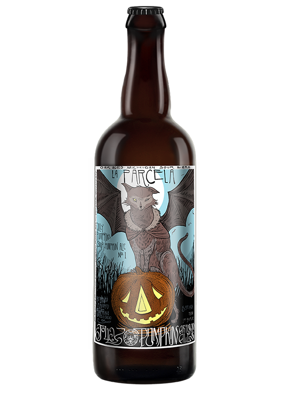 Jolly Pumpkin - La Parcela - Sour Pumpkin Ale - 750ml
