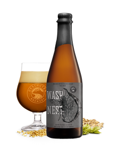 "Deschutes - Wasp Nest - Dubbel Barrel Aged With Figs ""Reserve"" - 500ml"