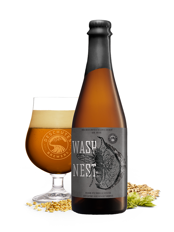 Deschutes - Wasp Nest - Dubbel Barrel Aged With Figs