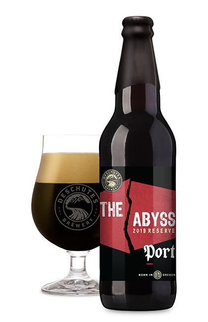 "Deschutes - The Abyss ""Port Barrel"" 2019 Reserve - Port Barrel Aged Stout"