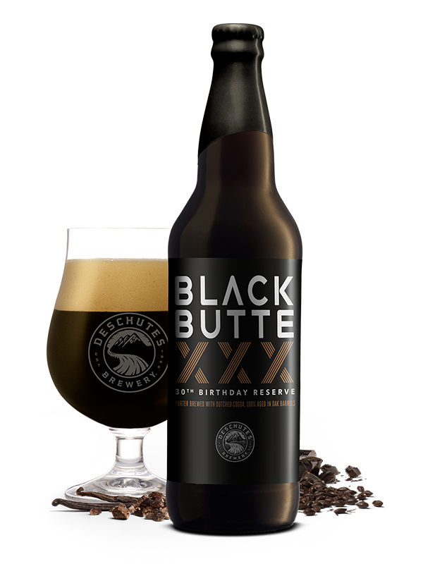 Deschutes - Black Butte XXX 30th Anniversary (2018) - Bourbon Barrel Aged Porter