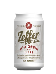 CIDER - Apple Crumble Cider - NZ - 330ml