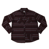 Metal Mulisha Men's 2-Stroke Woven Button Down Flannel