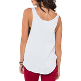 Metal Mulisha Women's Adventurous Muscle Tank Top Back