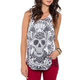 Metal Mulisha Women's Adventurous Muscle Tank Top