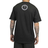 Sullen Men's All Day Badge Tee Black Back