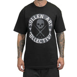 Sullen Men's All Day Badge Tee Black