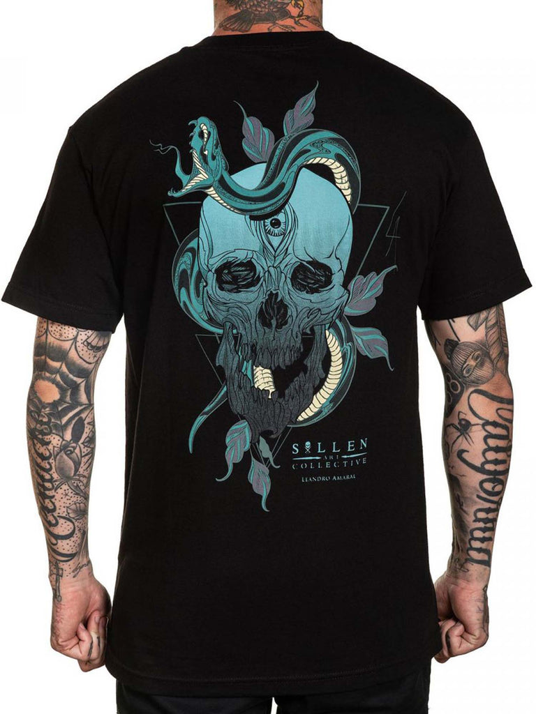 Sullen Men's Amaral Short Sleeve T-shirt