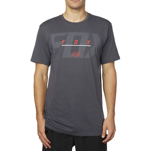 Fox Racing Men's Amid Short Sleeve Premium Tee