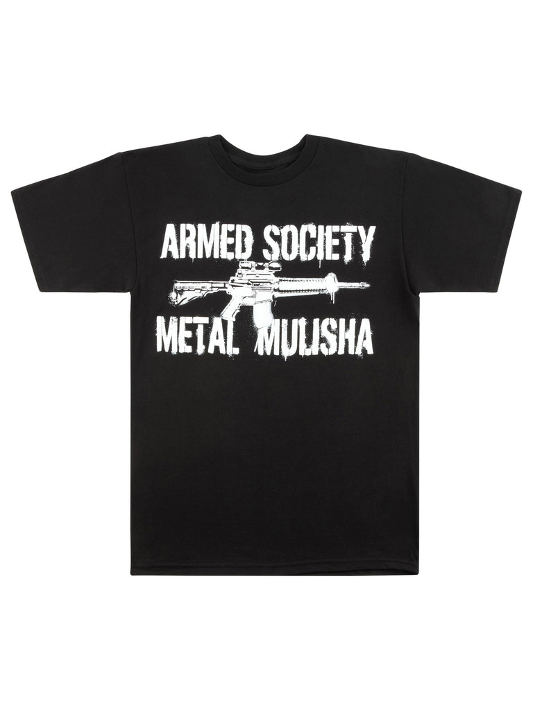 Metal Mulisha Men's Armed Short Sleeve T-shirt