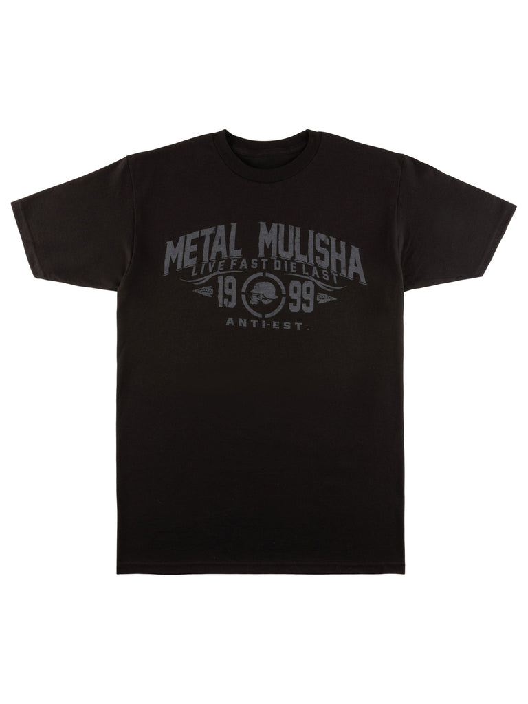 Metal Mulisha Men's Arrow Head Short Sleeve T-shirt