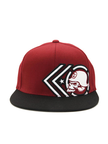 Metal Mulisha Men's Artillery Burgundy Flexfit Hat