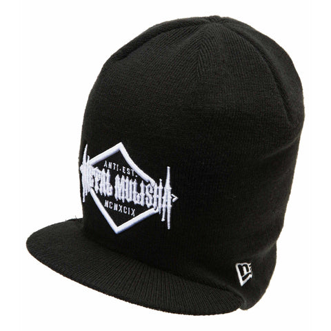 Metal Mulisha Bagged Visor Beanie