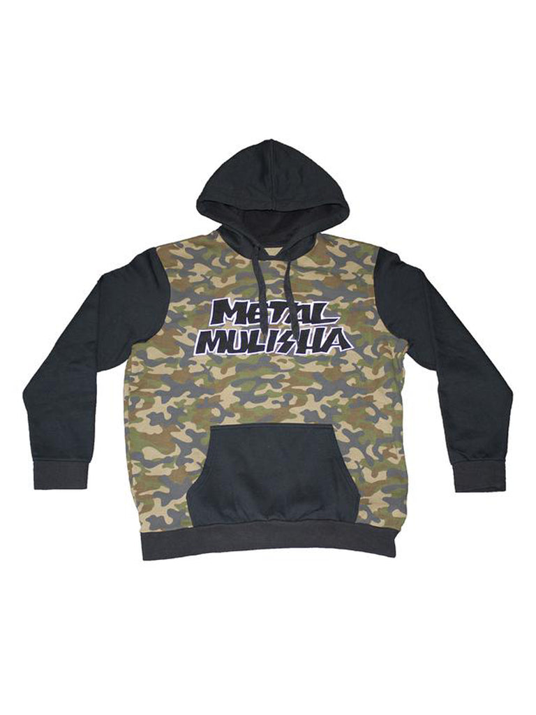 Metal Mulisha Men's Barrel Pullover Fleece Hoodie