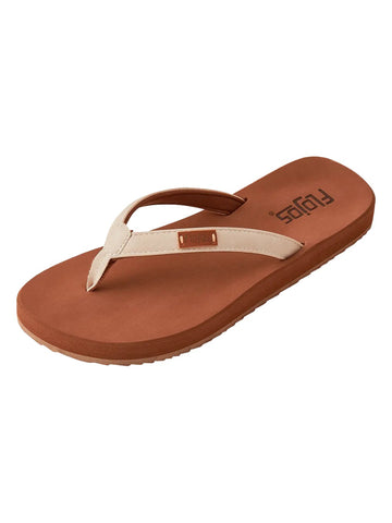 Flojos Women's Billie Comfort Thong Sandals With Arch Support