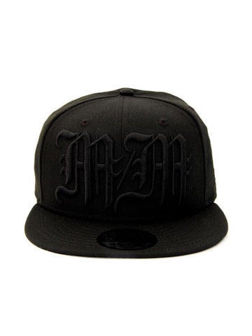 Metal Mulisha Men's Black Metal Snapback Hat