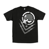 Metal Mulisha Men's Boltz Tee Black