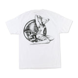Metal Mulisha Men's Bombshell T-shirt White Back